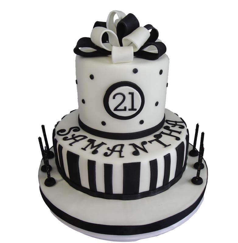 Birthday Cake Portfolio